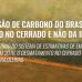 A maior emissão de carbono do Brasil veio do desmatamento no Cerrado e não da indústria