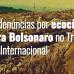 Duas denúncias por ecocídio contra Bolsonaro no Tribunal Penal Internacional