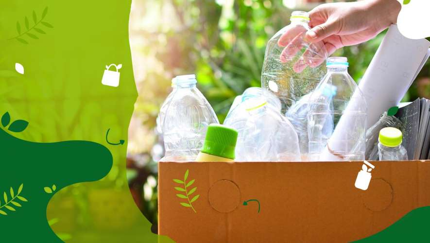 Já pensou em consumir menos e em reduzir a sua produção de lixo?