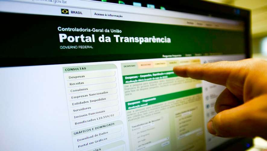 Portal da Transparência é tema de debate fundamental